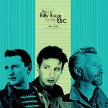 BILLY BRAGG, best of billy bragg at the bbc 1983-2019 cover