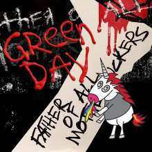 GREEN DAY, father of all... cover