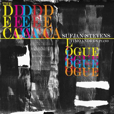 SUFJAN STEVENS & TIMO ANDRES, the decalogue cover