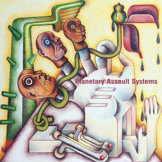 PLANETARY ASSAULT SYSTEMS, plantae cover