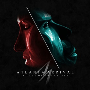 ATLANTA ARRIVAL, a tale of two cities cover