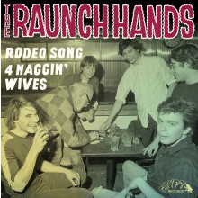 RAUNCH HANDS, rodeo song cover