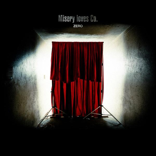 MISERY LOVES CO., zero cover