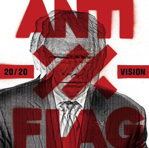ANTI-FLAG, 20/20 vision (flight 13 edition) cover