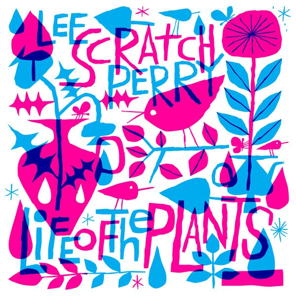 LEE SCRATCH PERRY, life of the plants cover