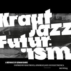 V/A, krautjazz futurism - a new wave of german bands cover