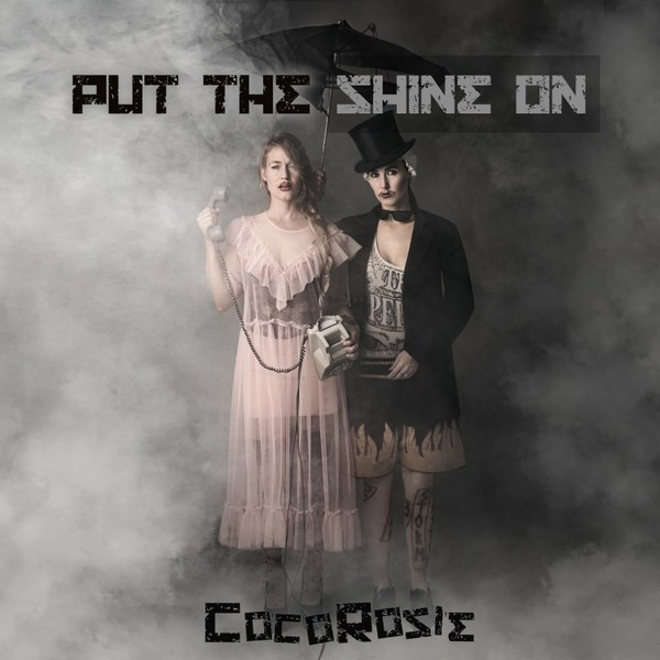 COCOROSIE, put the shine on cover