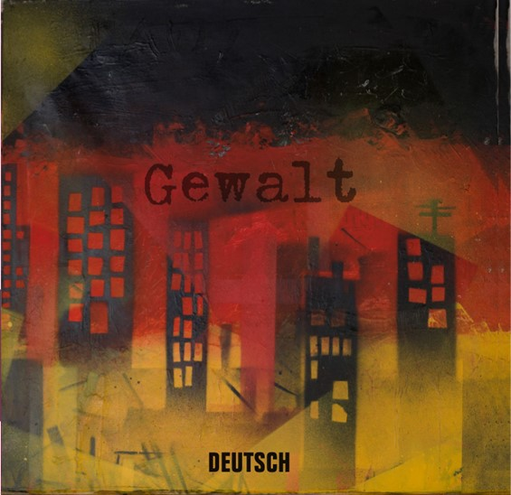 GEWALT, deutsch cover