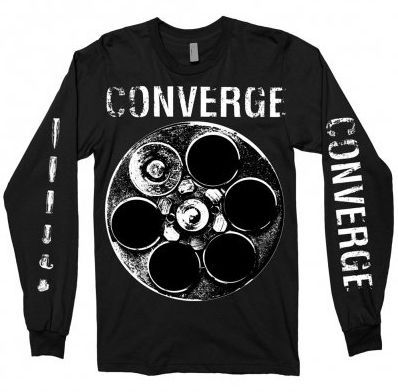 CONVERGE, the chamber (boy) black longsleeve cover