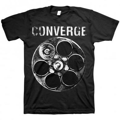 CONVERGE, chamber (boy) black cover