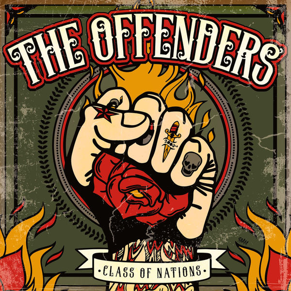 OFFENDERS, class of nations cover