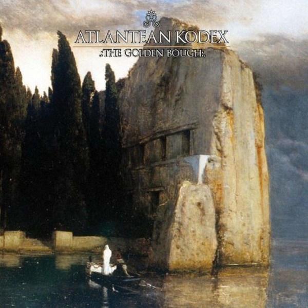 ATLANTEAN KODEX, the golden bough cover