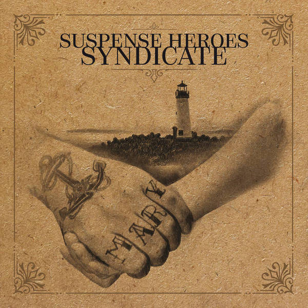 SUSPENSE HEROES SYNDICATE, mary cover