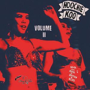 V/A, the hoochie koo 2 cover