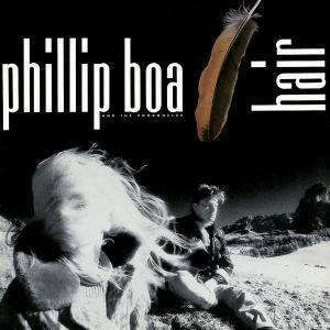 PHILLIP BOA & THE VOODOOCLUB, hair cover