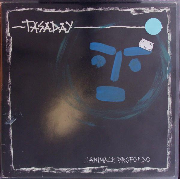 TASADAY, l´animale profondo (USED) cover