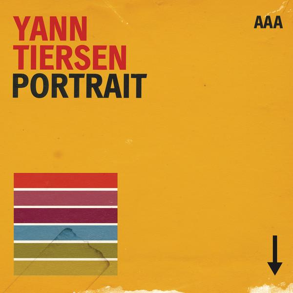 YANN TIERSEN, portrait cover