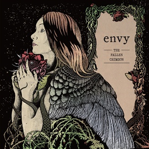 ENVY, the fallen crimson cover