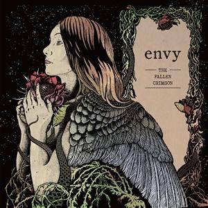 ENVY, the fallen crimson cover