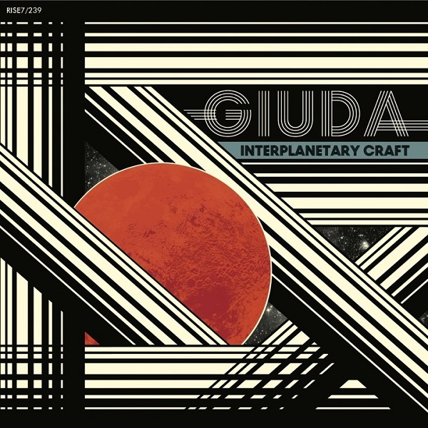 GIUDA, interplanetary craft cover