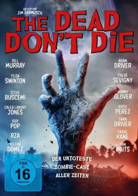 MOVIE, the dead don´t die cover