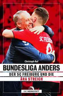 CHRISTOPH RUF, bundesliga anders cover