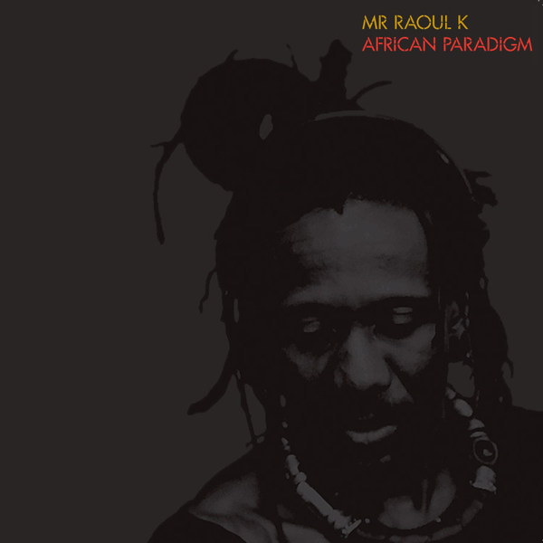 MR. RAOUL K, african paradigm cover