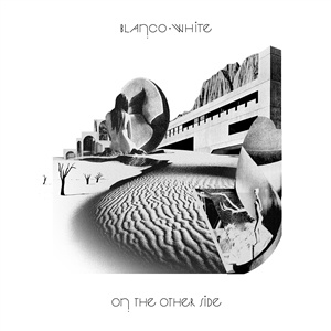 BLANCO WHITE, on the other side cover