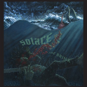 SOLACE, the brink cover