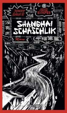 JONNY BAUER, shanghai schaschlik cover