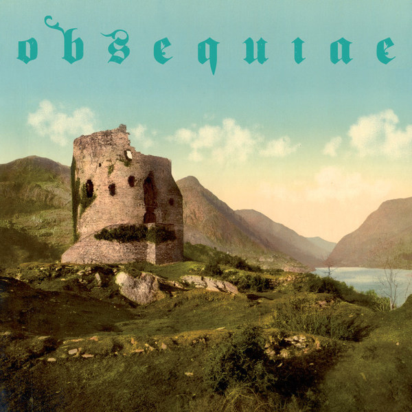 OBSEQUIAE, the palms of sorrowed king cover