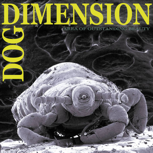 DOG DIMENSION, area of outstanding beauty cover