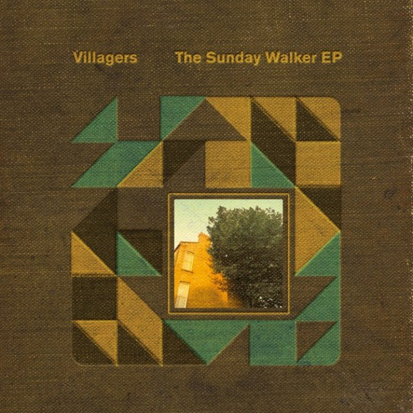 VILLAGERS, the sunday walker ep cover