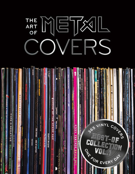 THE ART OF METAL COVERS, kalender cover