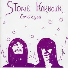 STONE HARBOUR, emerge cover