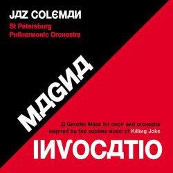 JAZ COLEMAN, magna invocatio cover
