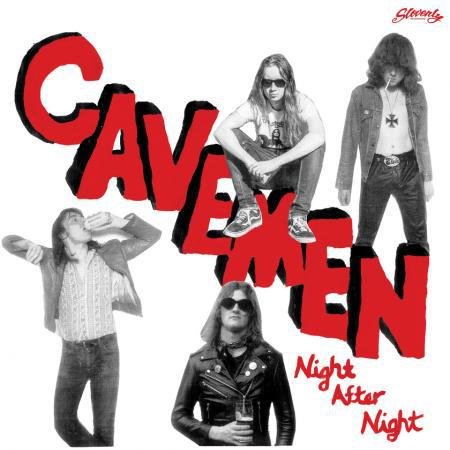 CAVEMEN, night after night cover