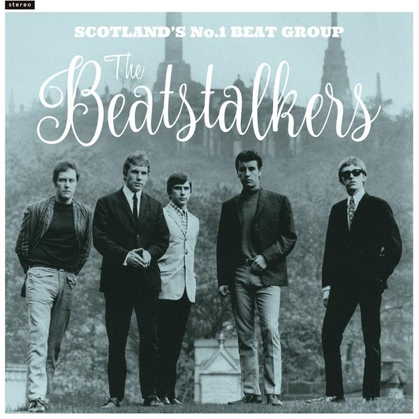 BEATSTALKERS, scotlands no.1 beat group cover