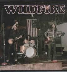 WILDFIRE, smokin` cover