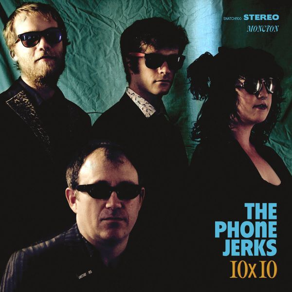 PHONE JERKS, 10x10 cover