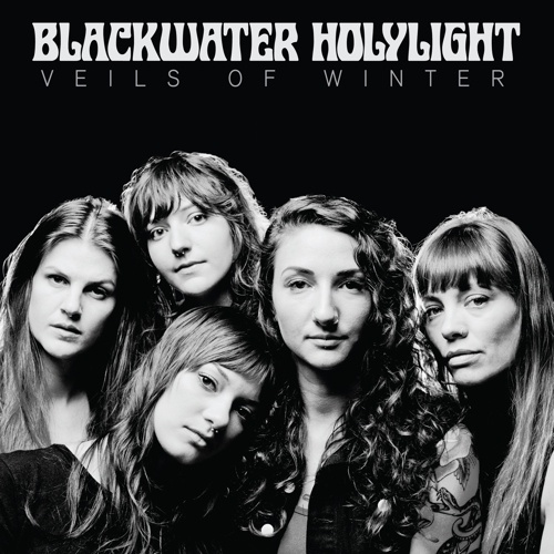 BLACKWATER HOLYLIGHT, veils of winter cover