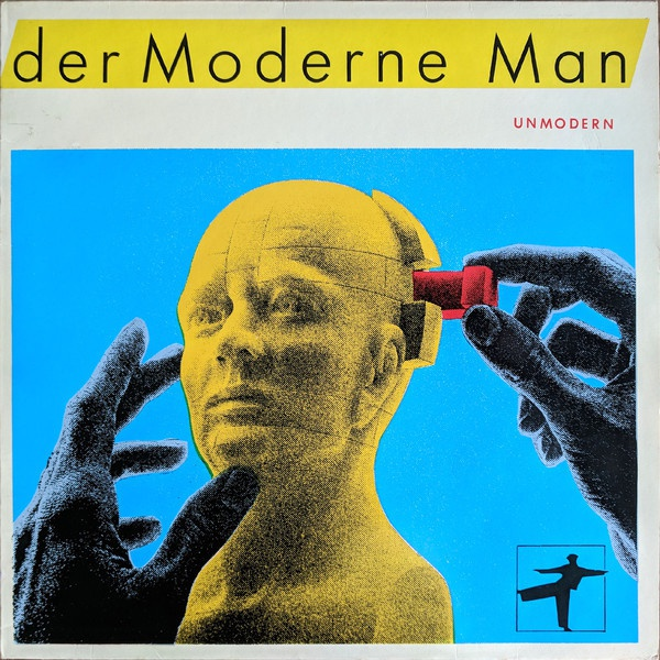 DER MODERNE MAN, unmodern cover