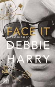 DEBBIE HARRY, face it cover