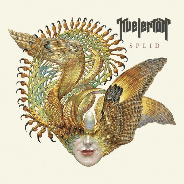 KVELERTAK, splid cover