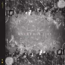COLDPLAY, everyday life cover