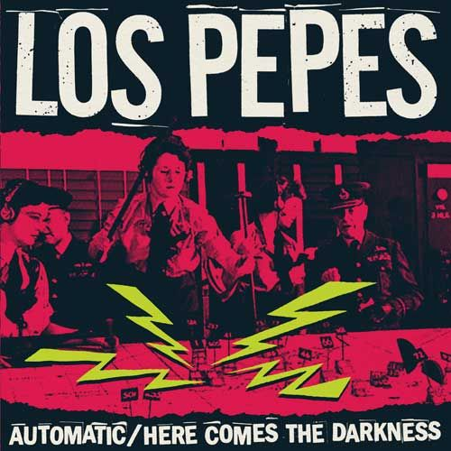 LOS PEPES, automatic cover