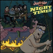 JUANITO WAU & THE NIGHT TIMES, juanito wau hates the night times cover