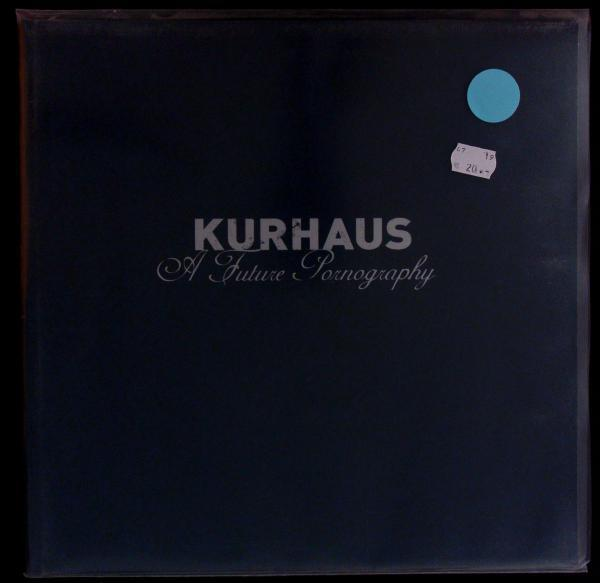 KURHAUS, a future pornography (USED) cover