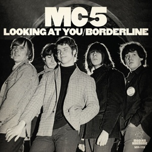 MC5, looking at you / borderline cover