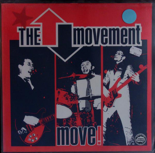 THE MOVEMENT, move (USED) cover